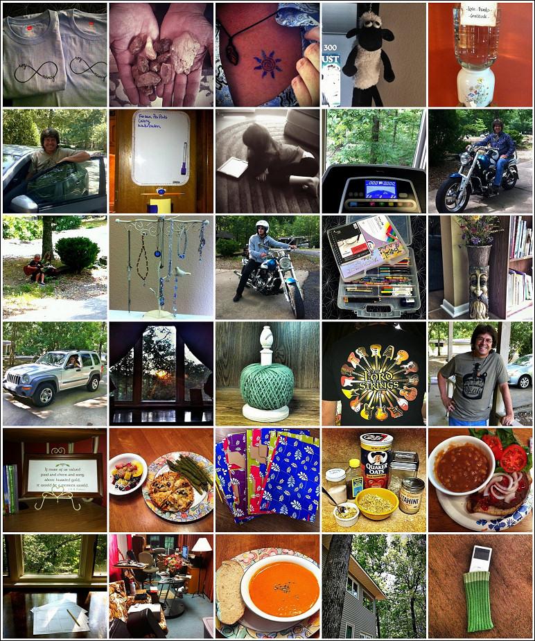 June 365 Photo Collage