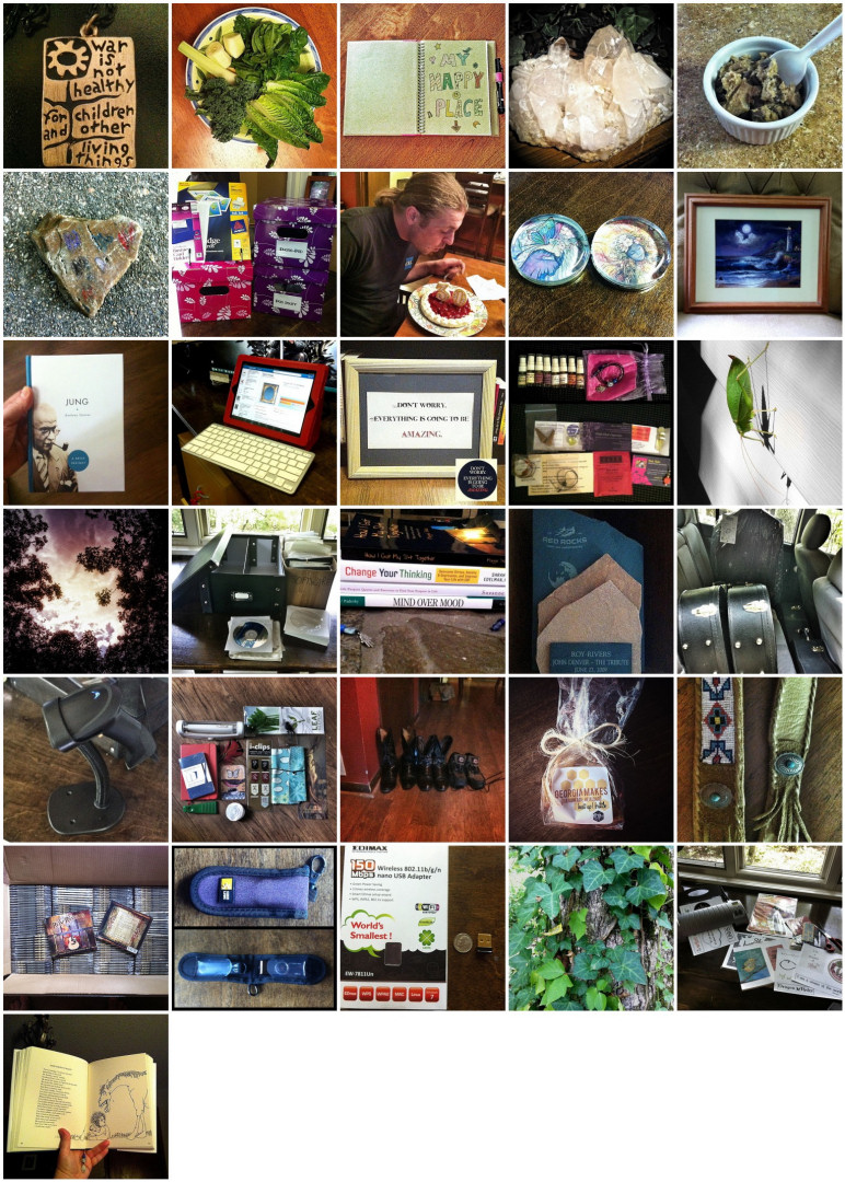 Nancy's 365 Photo Project - July 2012