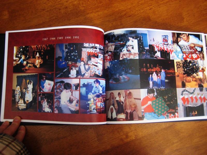 The Rector Family Christmas Book - 35 Years of Christmas