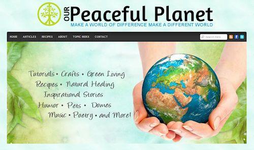 www.ourpeacefulplanet.com