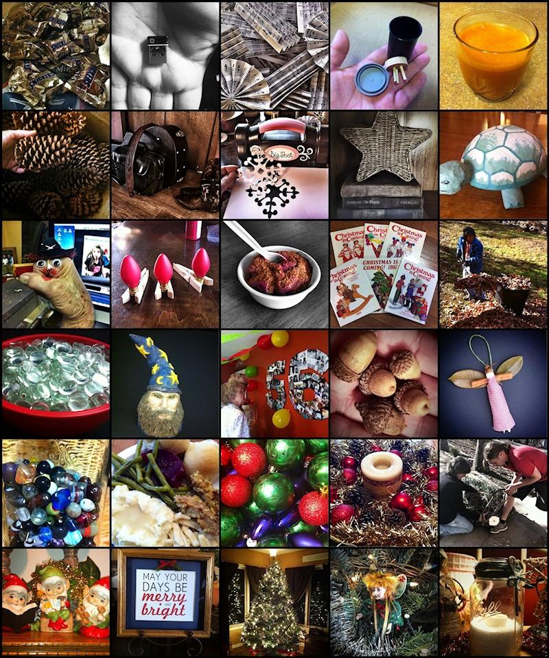 November 365 Collage