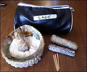 My Smudging Kit